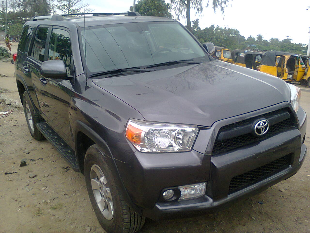 2013 toyota 4runner tokunbo for sale super fresh and clean autos nigeria. Black Bedroom Furniture Sets. Home Design Ideas