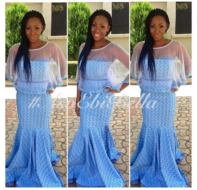 Nigerian Wedding Styles: Fashion Styles By The Minutes