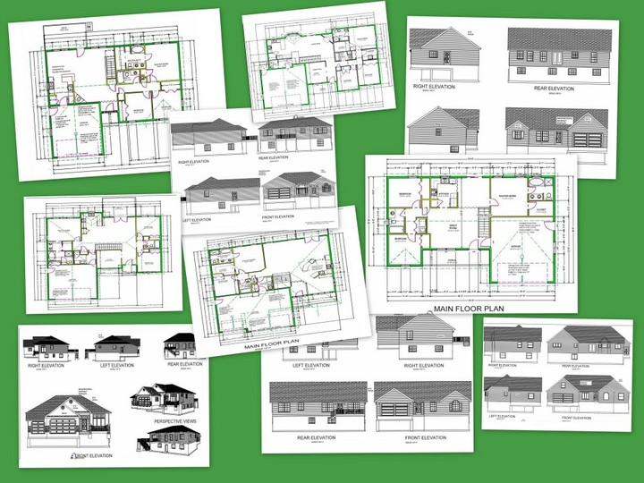 Nigeria Farm Architectural Drawings Designs Planning For