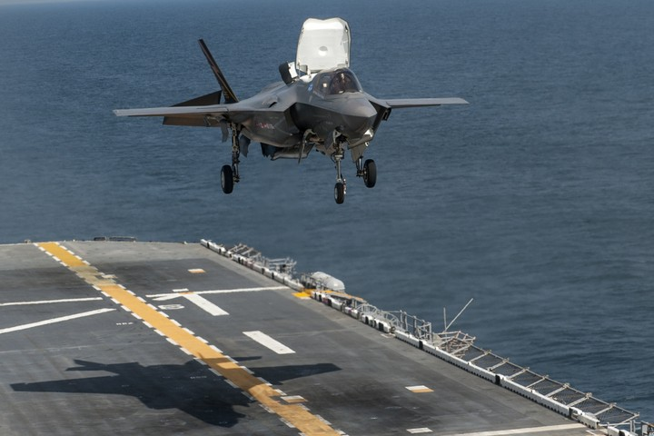 There Goes The F35s Lightning II STOVL