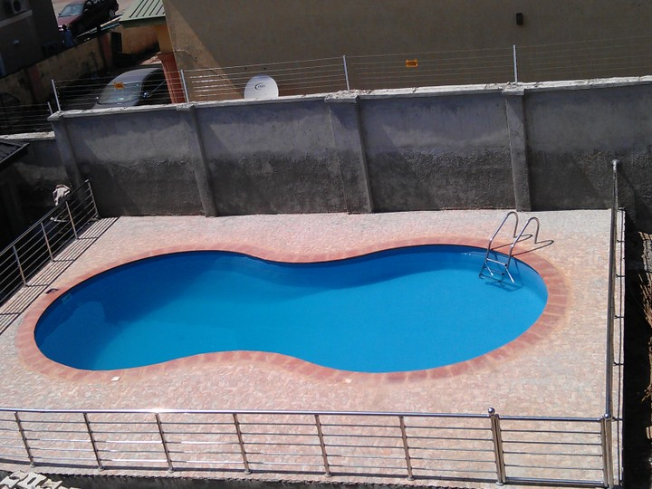 cost of buying a swimming pool properties nigeria ForCost Of Building A Mini Swimming Pool In Nigeria