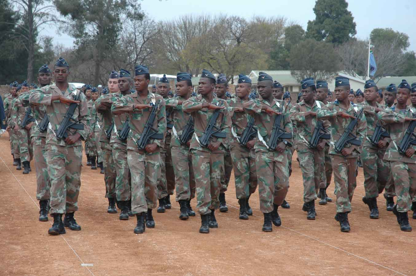 Who Has The Strongest Military In Africa?