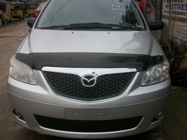 toks mazda mpv 39 04 fabric 123k mileage auto ac 3 row. Black Bedroom Furniture Sets. Home Design Ideas