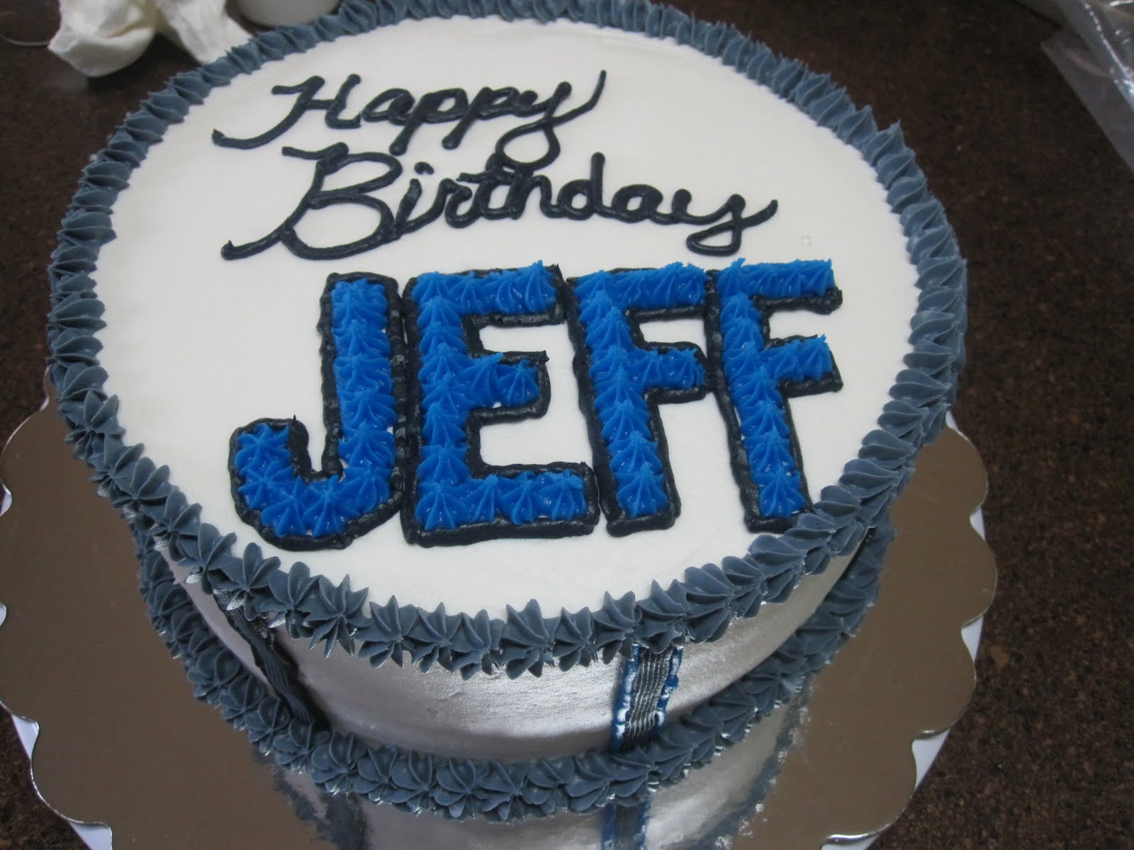 Nobody Likes You When Your  Birthday Cake
