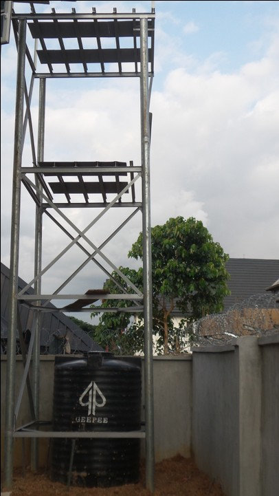 A pictorial documentation of a new home building in enugu - Building a new home ...