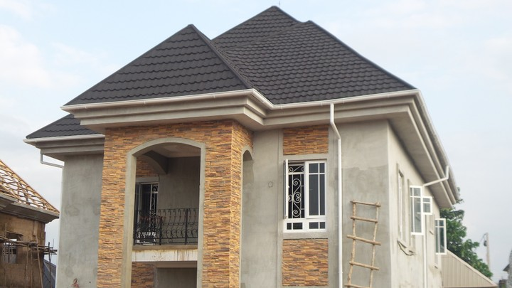 A Pictorial Documentation Of A New Home Building In Enugu