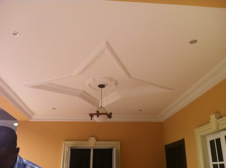 Pics Budget P O P Ceiling Interior Decoration Plasterboard And