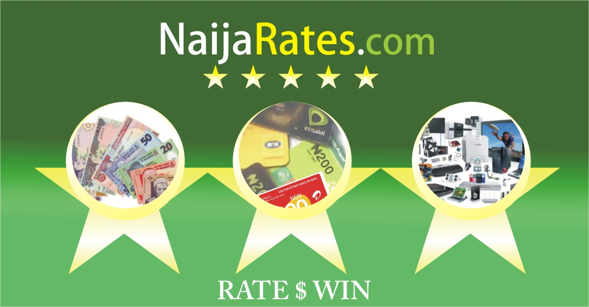 What Will You Do With N200-N5000 Recharge Card? - Business - Nigeria