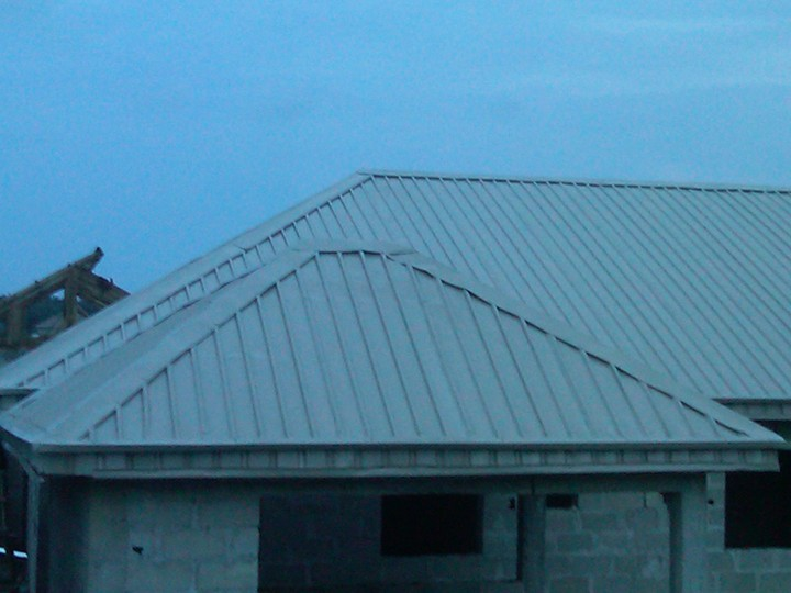Cost Of Roofing A 4 3bedroom Bungalow In Lekki See Pix