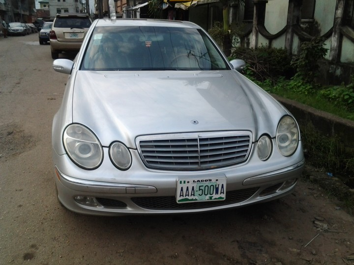 2003 mercedes benz e 500 for sale autos nigeria. Black Bedroom Furniture Sets. Home Design Ideas