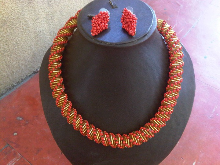 learn bead and wire work jewelry for free here