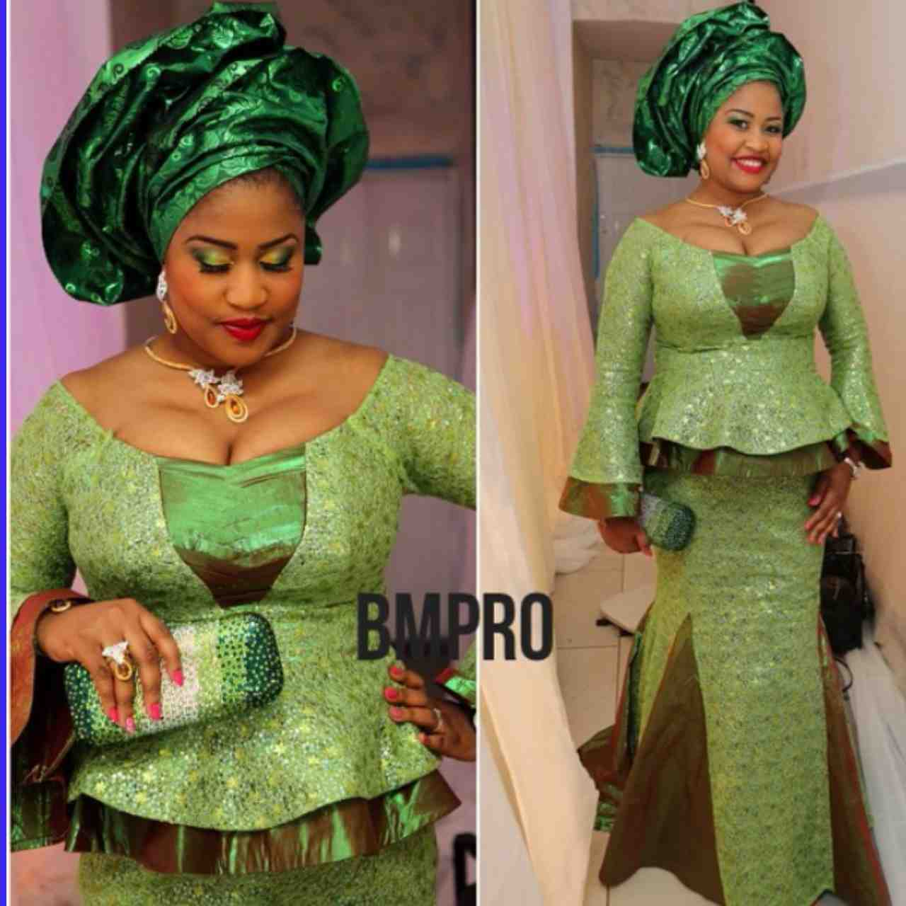 Lagos Party...........get Inspration On Styles To Sew