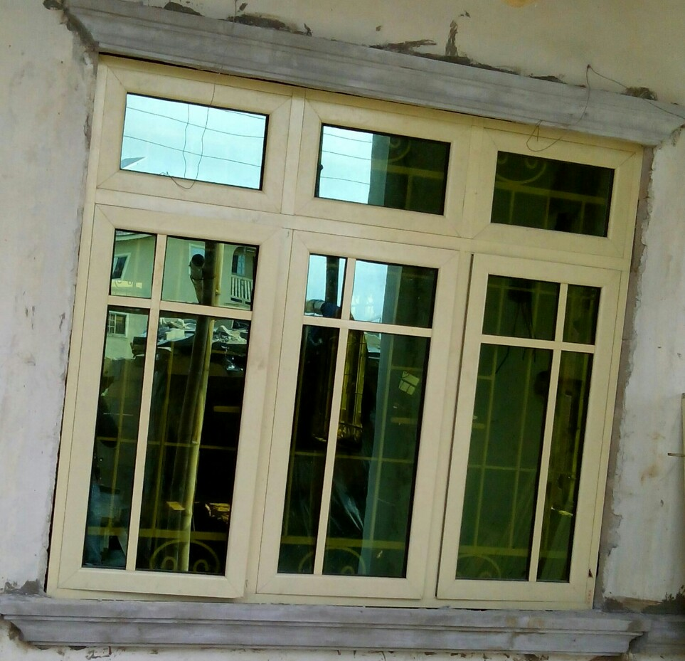 Professional aluminum windows burglary proof works for Windows and doors prices