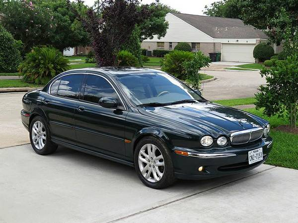 2003 Jaguar X Type 2 5l V6 Awd Leather Seats Clean Title