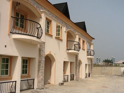 Sales 3nos 4bedroom Terrace House With A Room Bq Each
