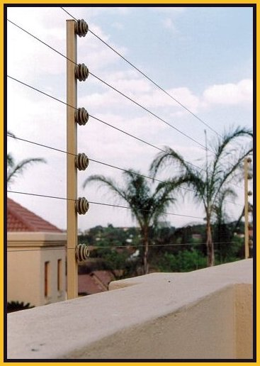 Free Solar Powered Electric Fence For 24 7 Protection Call