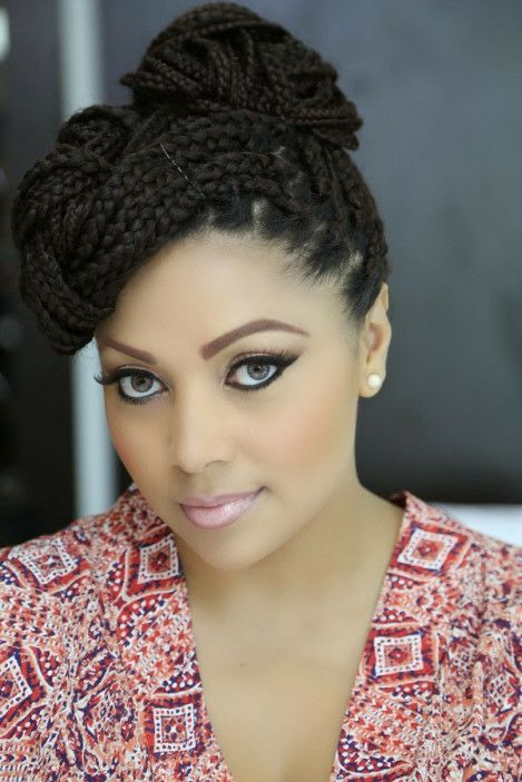 Top 17 Nigerians With The Most Beautiful Eyes Photos