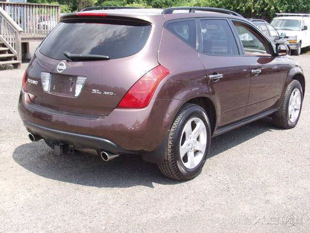 2003 nissan murano sl suv price 1 852 250 nairas autos. Black Bedroom Furniture Sets. Home Design Ideas
