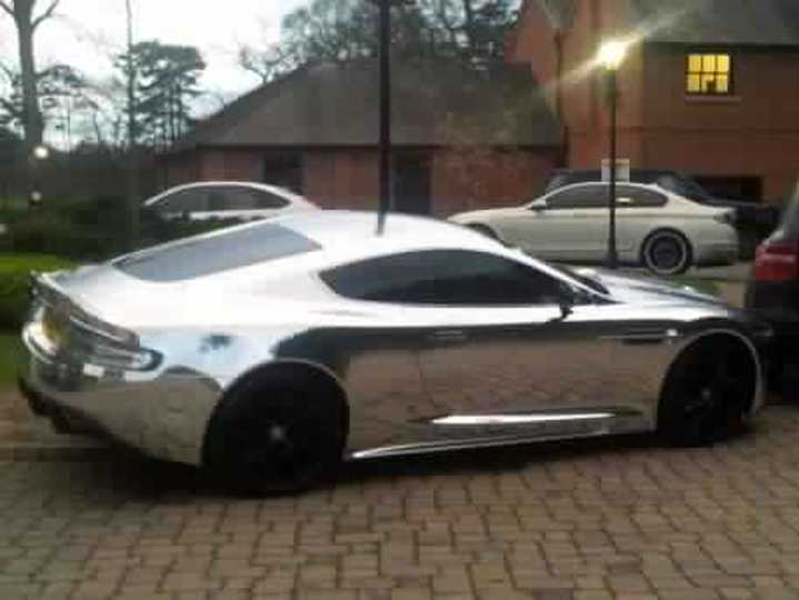 Top Ten Footballers With The Most Expensive Cars Sports