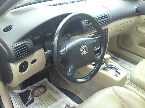 Fresh Out Of The Port 1998/1999 Volkswagen Passat Wagon ...