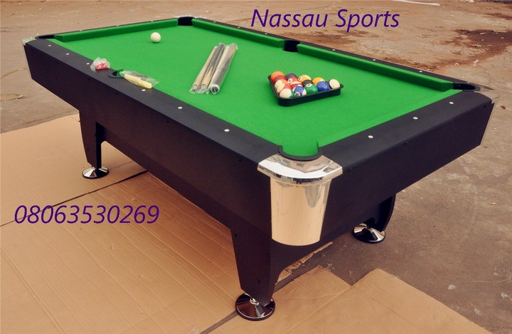 How much is a pool table sports nigeria - How much does a pool table cost ...