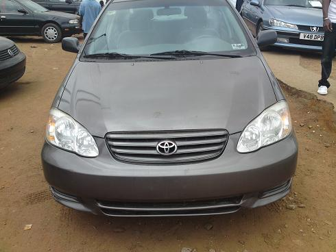 2004 toyota corolla for sale sold sold sold autos nigeria. Black Bedroom Furniture Sets. Home Design Ideas