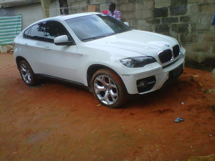 A Super Clean Tokunbo Bmw X6 For Sale 2012 Model It Is Full Option