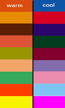 The Semi Circle Pics Show Diffe Types Of Hues Tones Some Colours