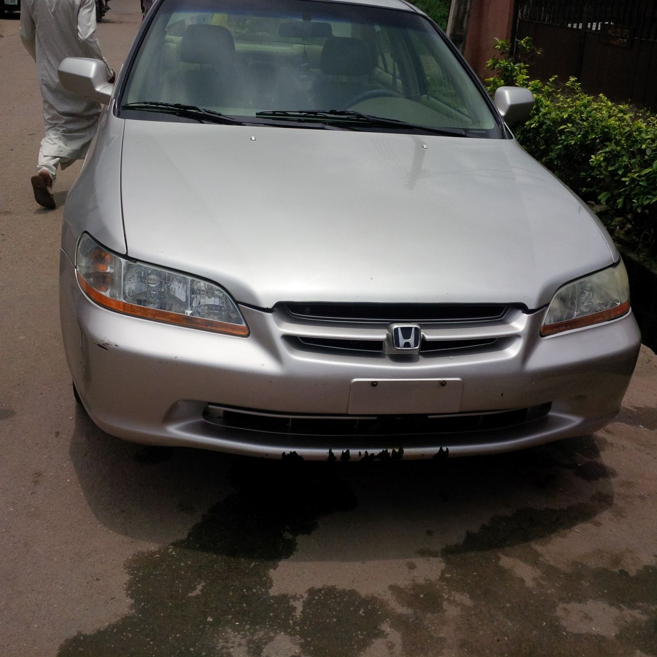 Tokunbo Honda Accord 1999 Model Autos Nigeria Interior The Body And Of Car Is Extrememly Clean It Has A Low Mileage Location This Gbagada Serious Buyers Should Contact Me