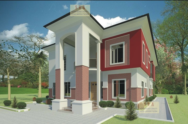House plans and design architectural designs nairaland for Nigerian architectural designs