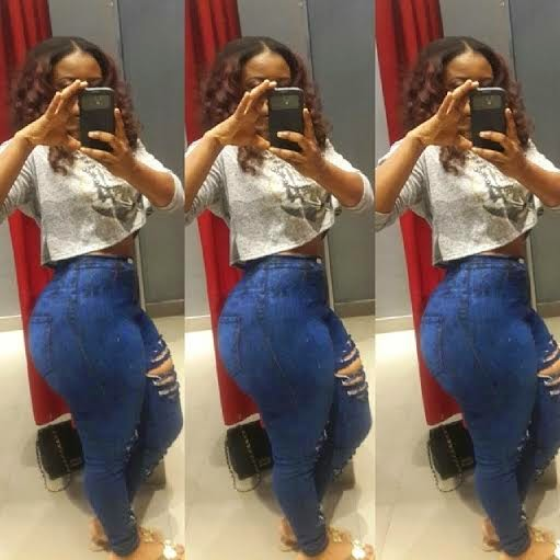Meet The Nollywood Actress With The Biggest Waist (picture ...