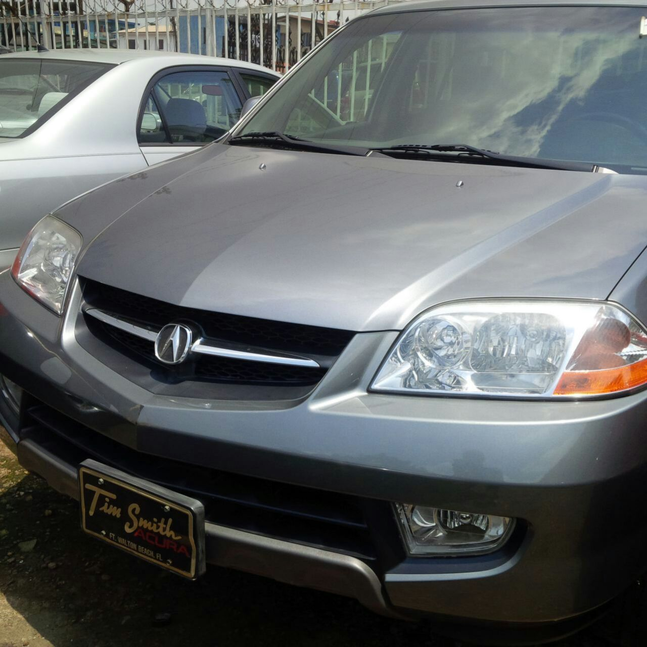 SOLD! 2 Units Tokunbo Acura MDX 2001 & 2004 4WD