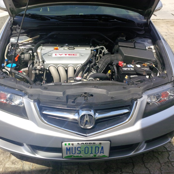 Acura 2004 Tsx: Mint 2004 Acura TSX ---- N1.28m