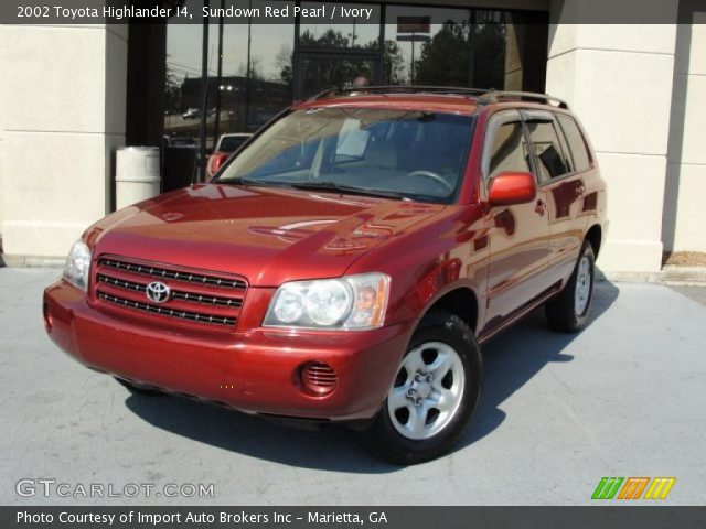 2014 Toyota Camry For Sale >> 2002/2005 Toyota Highlander Lmited (red) - Autos - Nigeria