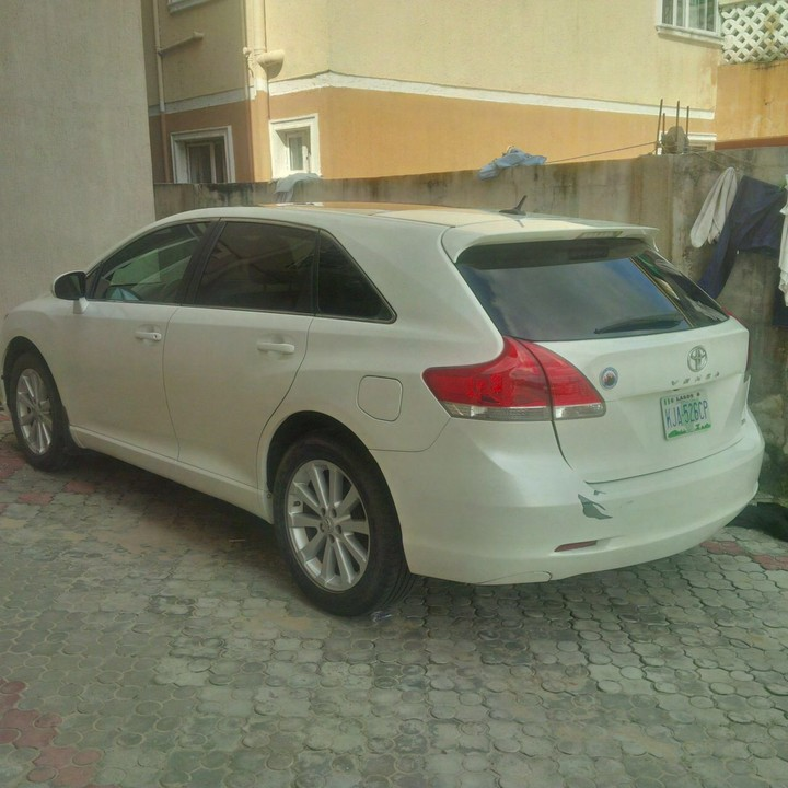 Toyota Venza 2014 Price: Crisp Clean Nigeria Used Toyota Venza 2011 For Sale Asking