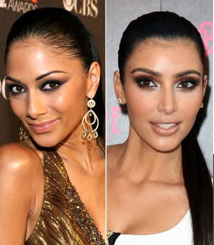 celebrities that look alike are they related