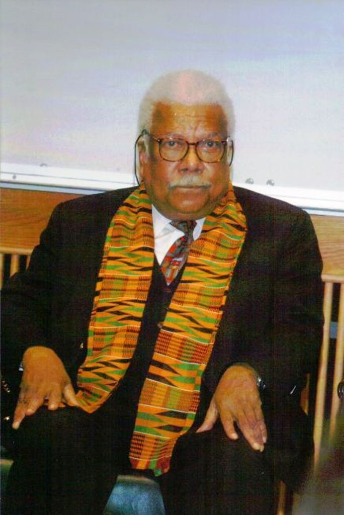 triple heritage thesis ali mazrui The kenyan political thinker ali mazrui, who has died aged 81, was best known in the west for writing and presenting a ground-breaking television series, the africans: a triple heritage (1986) in.