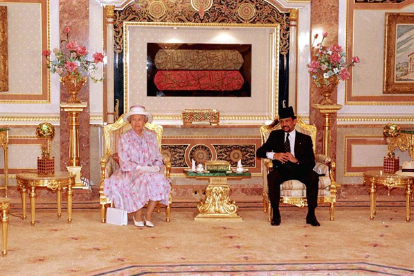 Sultan Of Brunei The Man Who Can Do No Wrong