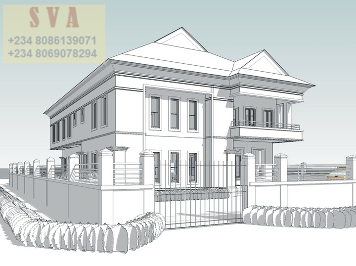 Architectural design at it best smart homese for Architectural designs for 5 bedroom duplex