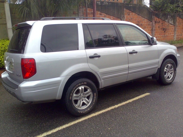 Re: 2005 Honda Pilot Ex  L ( Leather, Dvd, 4wd ) Preordered By Chevchenko  By Inspiredm(m): 4:14pm On Sep 14, 2009