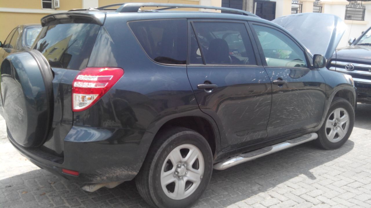 toks 2010 toyota rav4 for sale now only autos nigeria. Black Bedroom Furniture Sets. Home Design Ideas