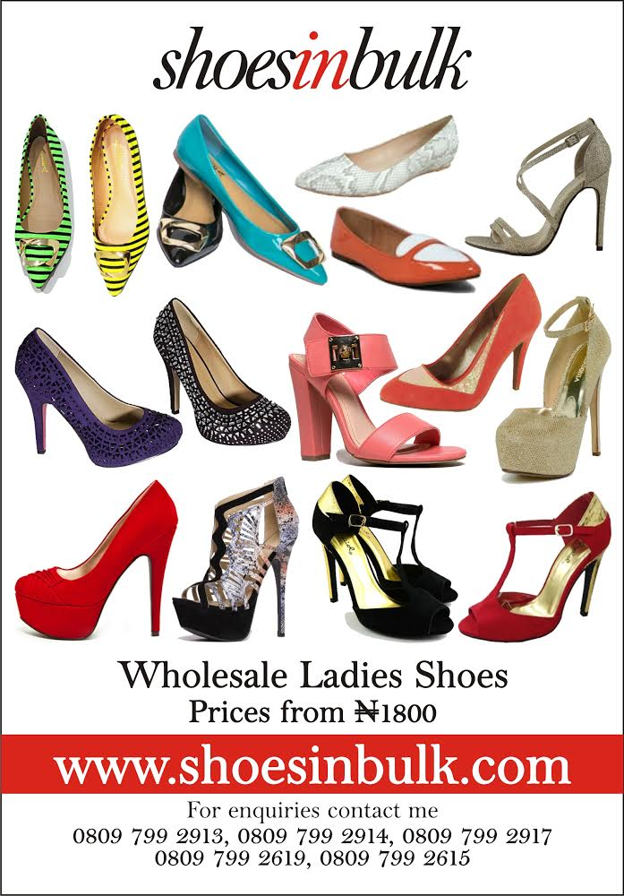 b52fb56f57c56 Wholesale Shoes Available In Nigeria At Cheap Prices! - Fashion Clothing  Market - Nigeria