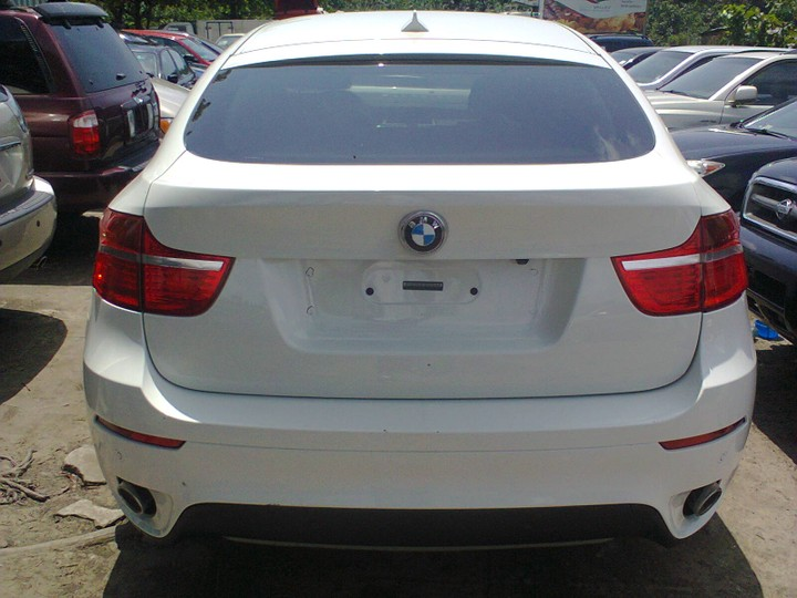 2012 Bmw X6 Extremely Clean And Fresh Best Price Ever Autos Nigeria