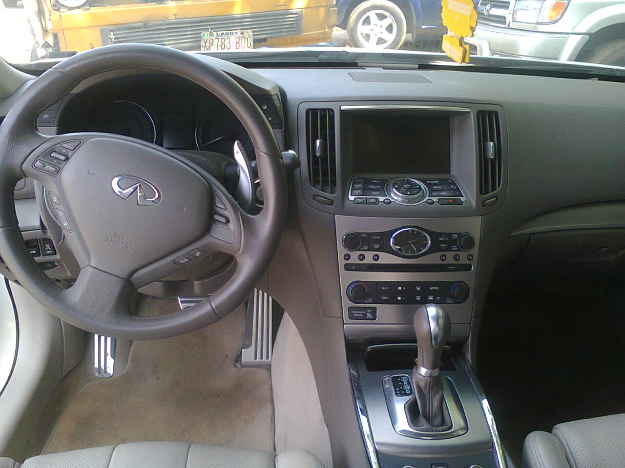 infinity 2011. re: 2011 infinity g37x s tokunbo for sale by theo07: 8:10am on oct 23, 2014