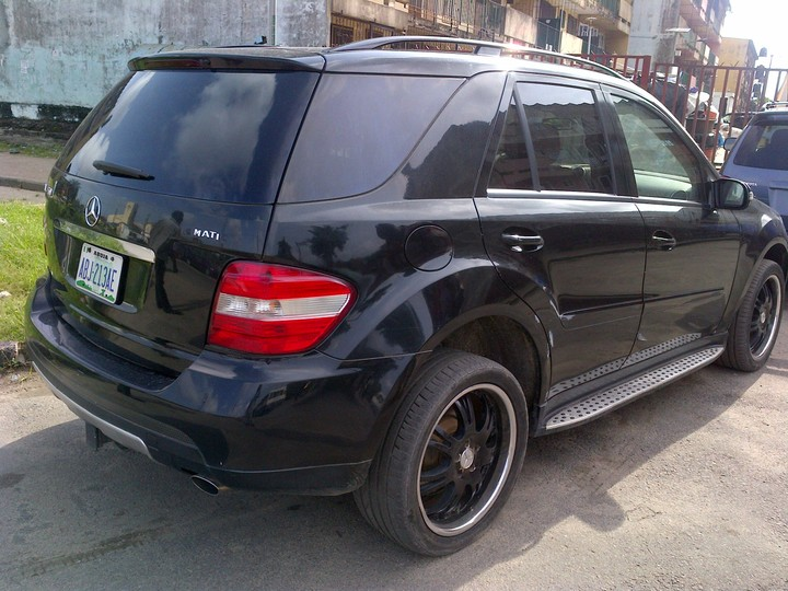 2006 mercedes benz ml 350 4matic registered for sale for Mercedes benz ml 2006 for sale
