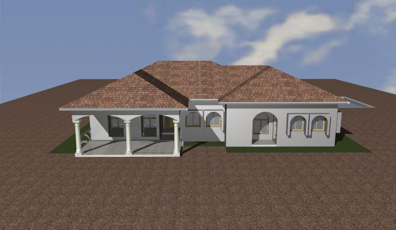 Archetect builder modern house designs with pictures and for Modern nigerian house designs