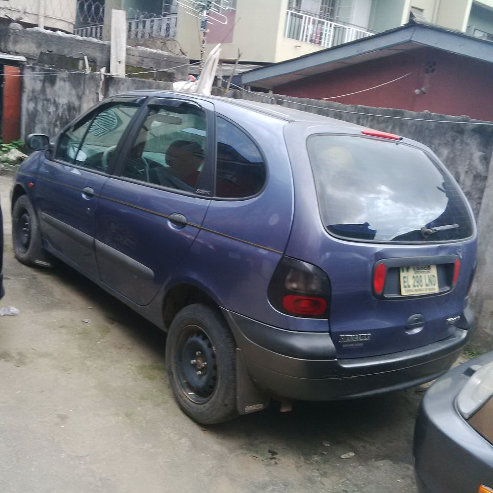 2009 Honda Accord For Sale >> Tokunbo Renault Megane Scenic - 1999 @ N500,000.00 - Autos ...