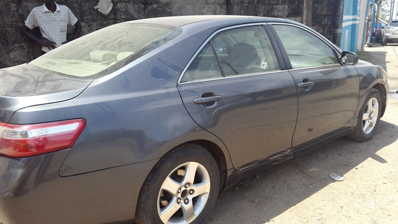 2007 2008 toyota camry only autos nigeria. Black Bedroom Furniture Sets. Home Design Ideas