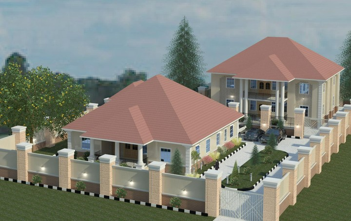 Latest house plans in nigeria home design and style for Nigeria building plans and designs