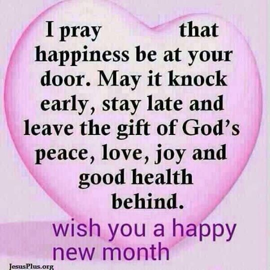 Happy New Month to all Nairalanders. - Nairaland / General ...
